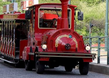 Sightseeing with city train included in Oslo City Card